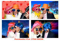 Oxwich Bay photo booth